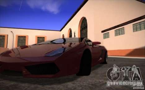 Мои настройки ENB v2 для GTA San Andreas
