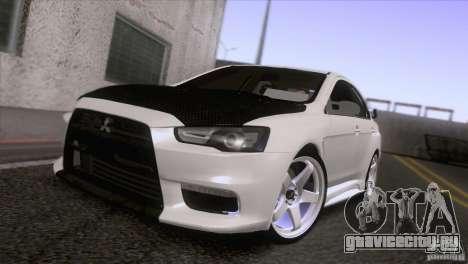 Shine Reflection ENBSeries v1.0.0 для GTA San Andreas пятый скриншот