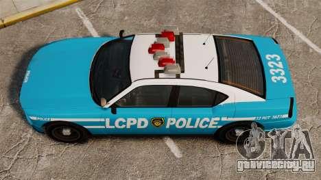 Bravado Buffalo ELS для GTA 4