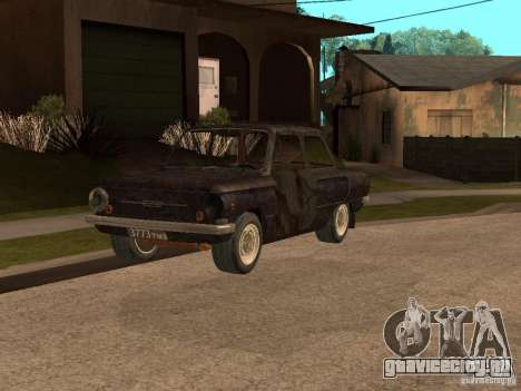ЗАЗ-968 Заброшеный для GTA San Andreas