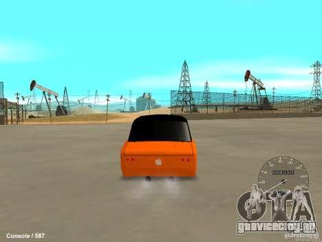ВАЗ 2101 Бродяга для GTA San Andreas вид слева