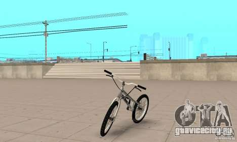 Велотриал CS bikes для GTA San Andreas