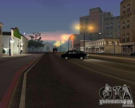 ЛМ-2008 для GTA San Andreas салон