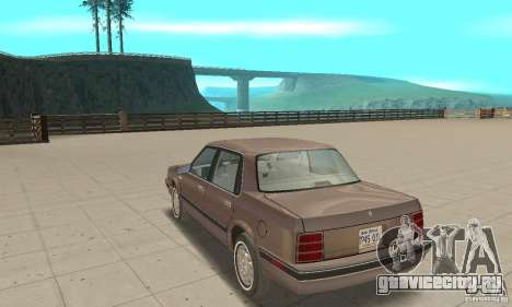 Oldsmobile Cutlass Ciera 1993 для GTA San Andreas вид справа