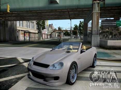 Feltzer BR-12 для GTA 4