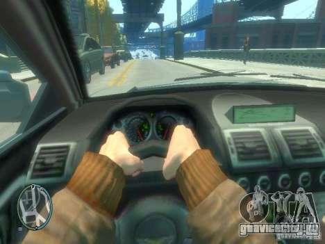 Вид из авто для GTA 4 шестой скриншот