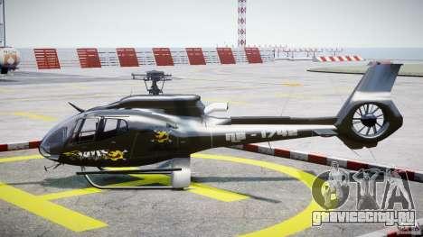 Eurocopter 130 B4 для GTA 4 вид слева