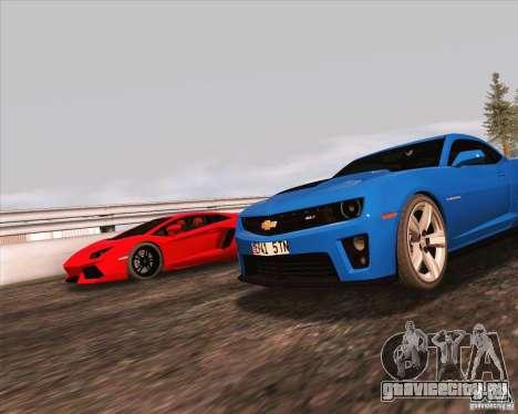NFS The Run ENBSeries для SAMP для GTA San Andreas пятый скриншот