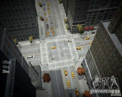 AC130 для GTA 4 третий скриншот