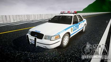 Ford Crown Victoria Police Department 2008 LCPD для GTA 4