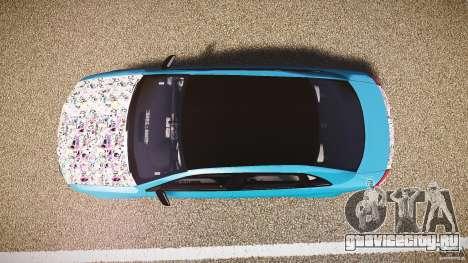 Audi S4 Custom для GTA 4 вид справа