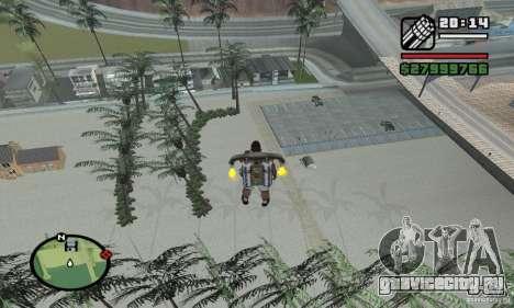 Райский пляж для GTA San Andreas второй скриншот
