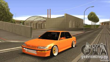 Honda Civic EF9 Sedan для GTA San Andreas
