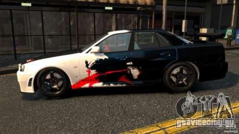 Nissan Skyline ER34 Nismo Z Tune для GTA 4