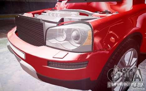 Volvo XC 90 для GTA 4 колёса