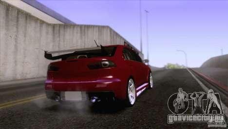 Shine Reflection ENBSeries v1.0.0 для GTA San Andreas четвёртый скриншот