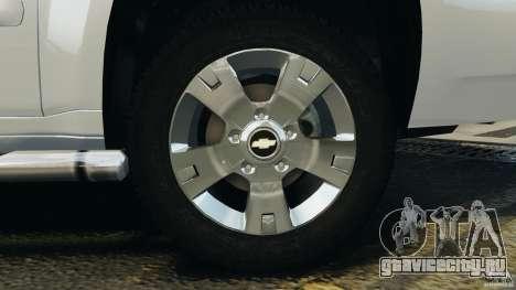 Chevrolet Suburban GMT900 2008 v1.0 для GTA 4 вид снизу