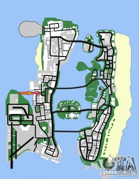 Der 2 Fast 2 Furious Shop для GTA Vice City третий скриншот