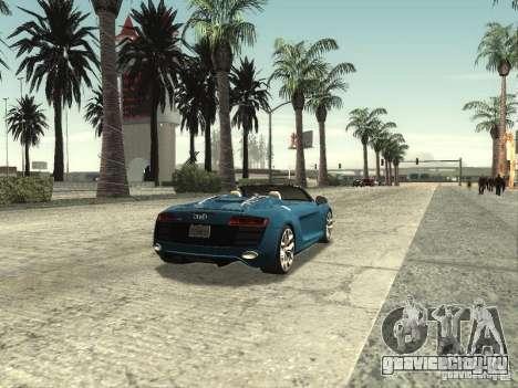 ENBSeries v 2.0 для GTA San Andreas второй скриншот