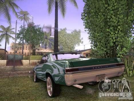 Pontiac GTO 65 для GTA San Andreas вид справа