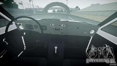 Datsun Bluebird 510 Tuned 1970 [EPM] для GTA 4 вид сверху
