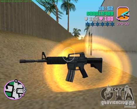 М4 из Counter Strike Source для GTA Vice City
