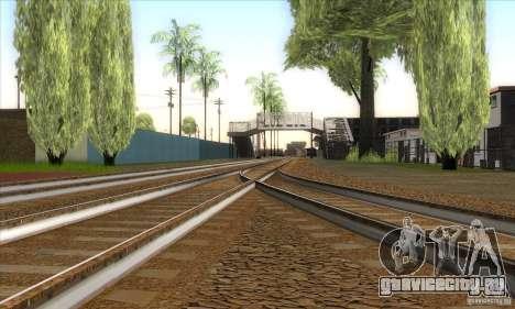 Russian Rail v2.0 для GTA San Andreas пятый скриншот