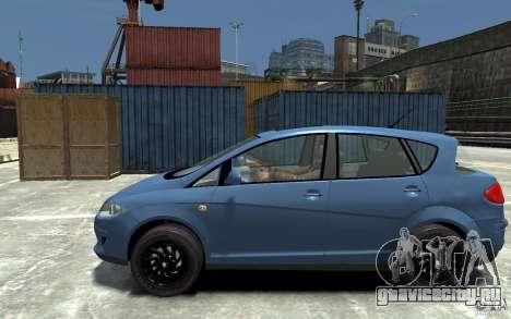 Seat Toledo для GTA 4 вид слева