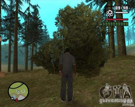 Дом охотника v2.0 для GTA San Andreas шестой скриншот
