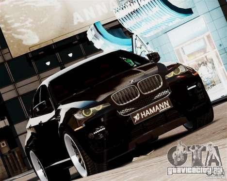 BMW X6 Tuning v1.0 для GTA 4 вид справа