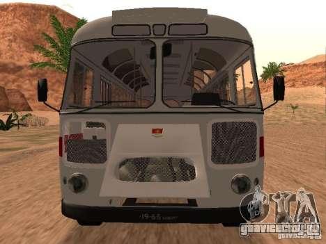 ПАЗ 672.60 для GTA San Andreas вид слева