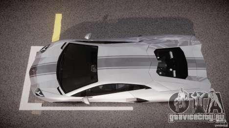 Lamborghini Aventador LP700-4 2011 [EPM] для GTA 4 вид справа