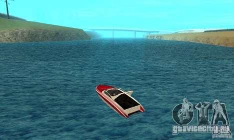GTAIV Tropic для GTA San Andreas вид сзади слева
