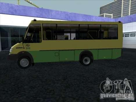 ГолАЗ 3207 для GTA San Andreas вид слева