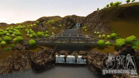 Countryside Mountains V для GTA 4 пятый скриншот