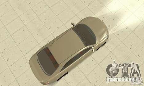 Toyota Camry Tuning 2010 для GTA San Andreas вид справа