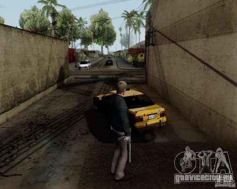 Daniel Craig для GTA San Andreas четвёртый скриншот