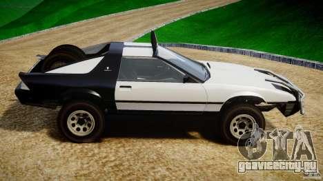 Ruiner Trophy Truck для GTA 4 вид слева