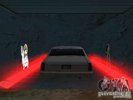 Новый Grove Street для GTA San Andreas двенадцатый скриншот