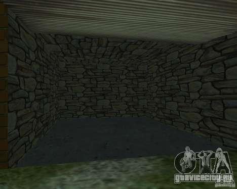 Новый дом CJя для GTA San Andreas седьмой скриншот