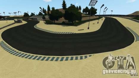 Laguna Seca [HD] Retexture для GTA 4 восьмой скриншот