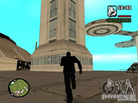 Дом 4 курсанта из игры Star Wars для GTA San Andreas пятый скриншот