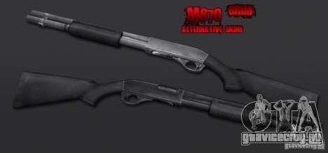 M870 2 Tone для GTA San Andreas второй скриншот