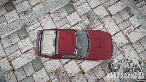 Mazda RX7 FC3S для GTA 4 вид сбоку
