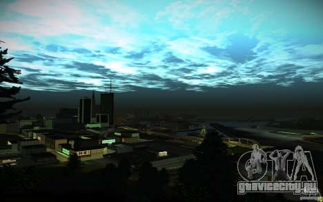Timecyc для GTA San Andreas девятый скриншот