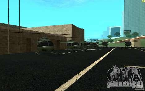 ENB v1 by Tinrion для GTA San Andreas второй скриншот