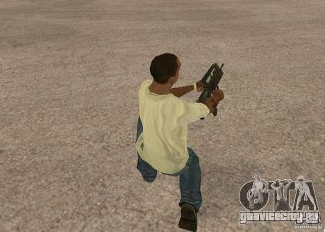 Famas-F1 для GTA San Andreas третий скриншот