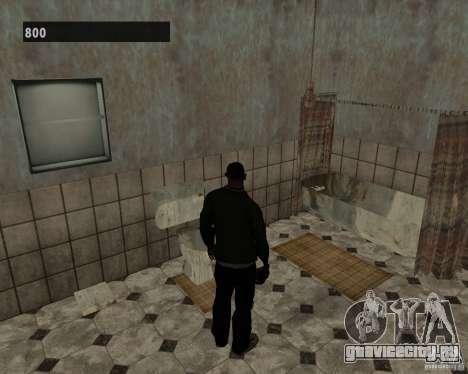 Скрытые интерьеры 3 для GTA San Andreas седьмой скриншот
