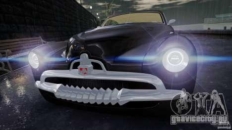 Holden Efijy Concept для GTA 4 вид сзади слева