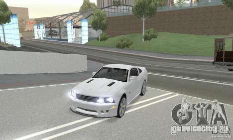 Saleen S281 Pack 1 для GTA San Andreas